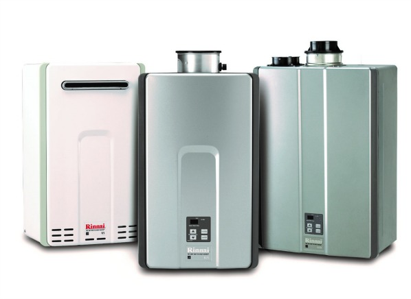 Rinnai_tankless_water_heaters. Tankless Water Heater Reviews