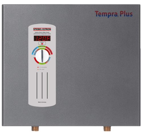 best rated tankless water heater