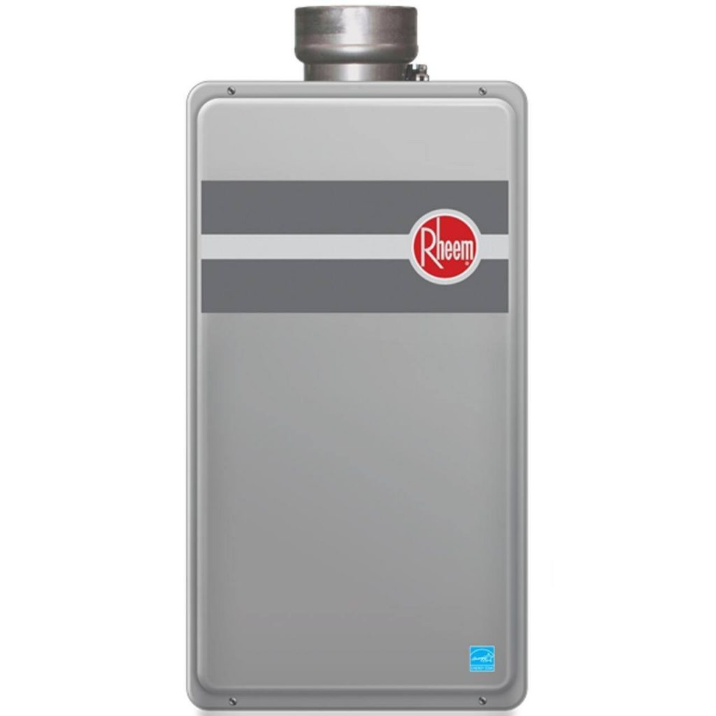 Rheem Tankless Water Heater 103
