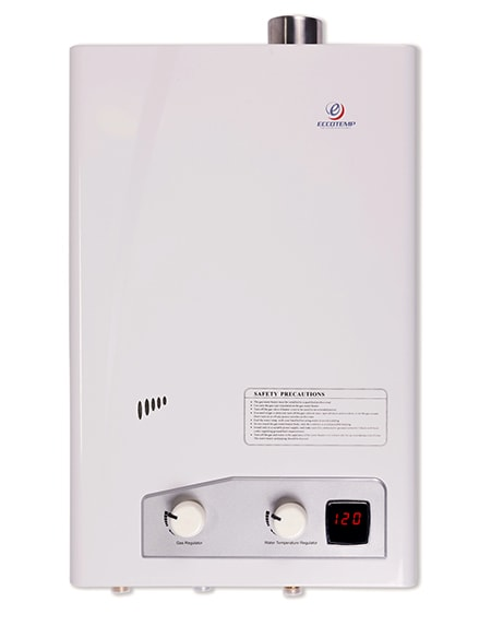 Best Tankless Water Heaters – Reviews and Buyer's Guide