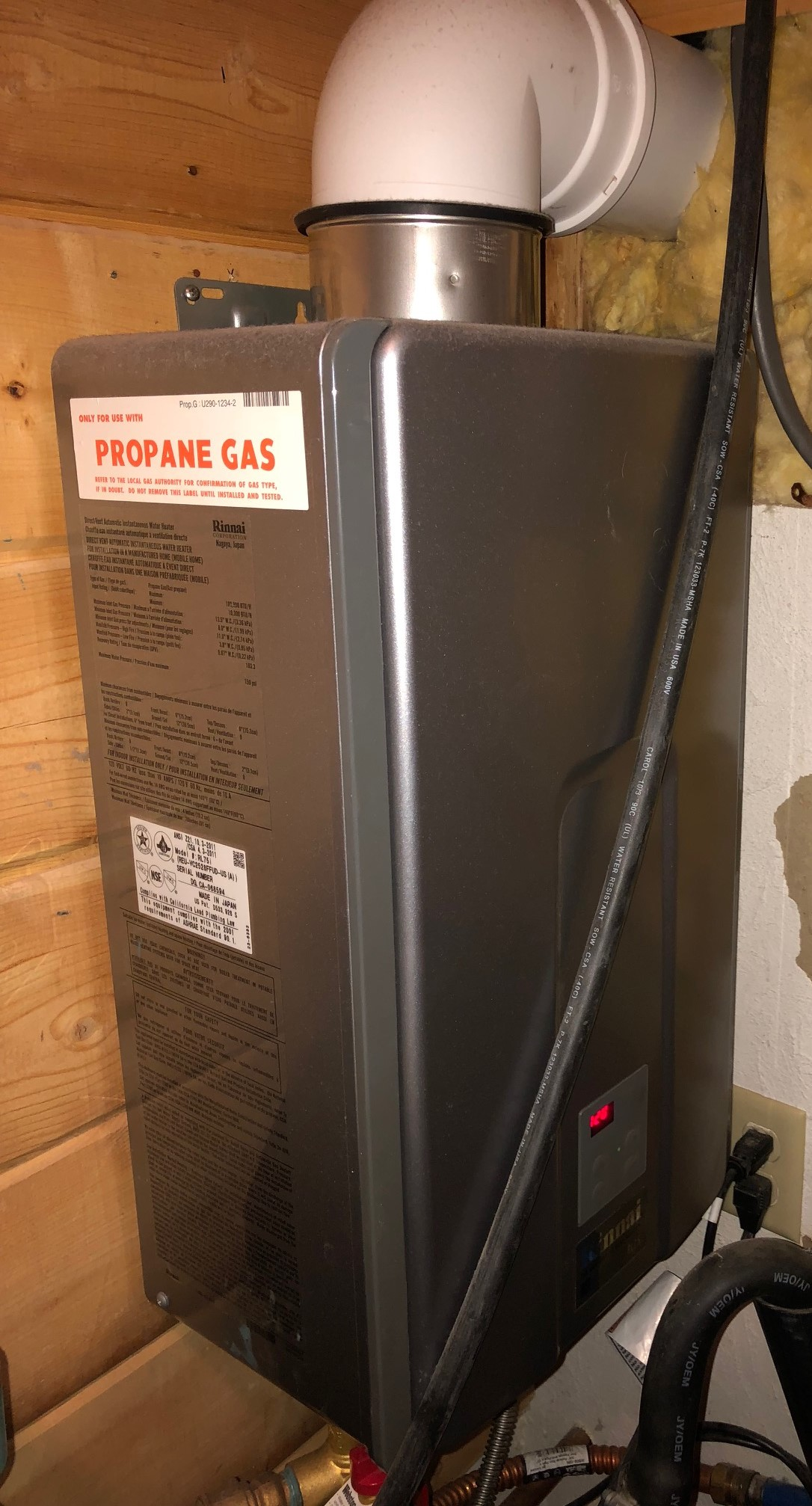 Best Tankless Propane Water Heaters for 2 or 3 Bathrooms